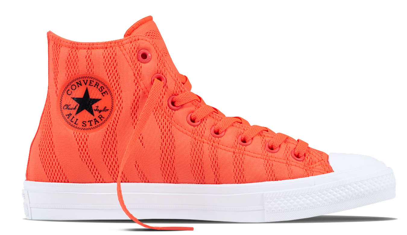 converse all star naranjas 39