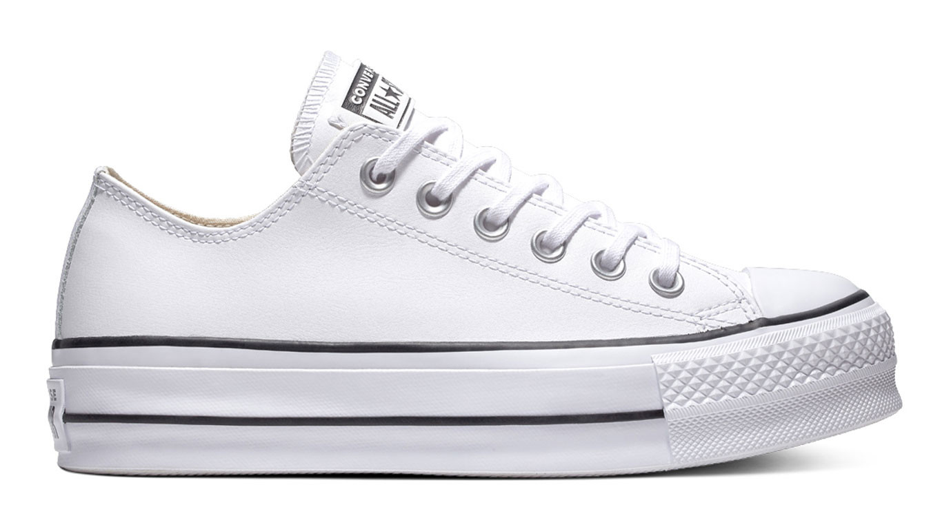 Converse Chuck Taylor All Star Lift Clean Low Top