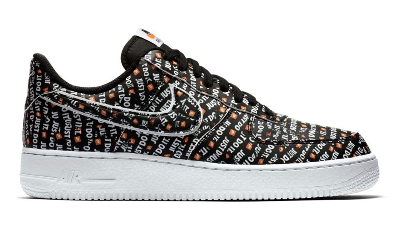 new product a3df7 d8c6a Nike air force 1 '07 lv8 jdi | Negro | 92€ | Sneakers | AO6296-001 ...
