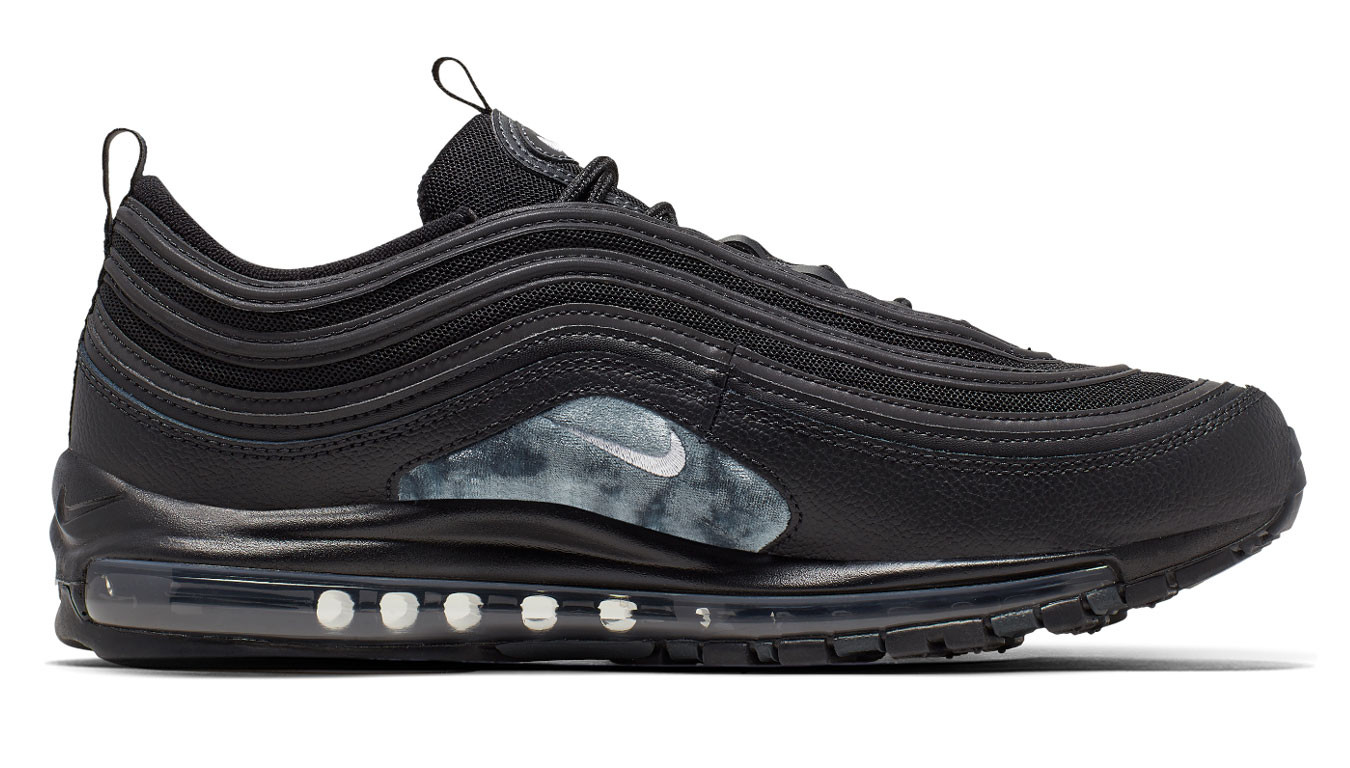 Nike Air Max 97 Stealthy Black Anthracite